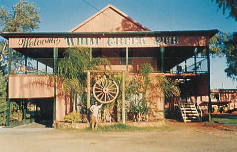 Outback Australian Pub